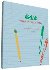 642 Things to Write About: Young Writer's Edition by 826 Valencia