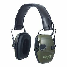 Safety Ear Muffs Howard Leight by Honeywell Impact Sport Sound Amplification