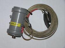 6,5m Endgespeiste Drahtantenne  1:9 Magnetic-Balun/UnUn und Mantelwellensperre
