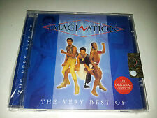 cd musica imagination the very best of