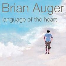 AUGER,BRIAN-LANGUAGE OF THE HEART CD NEW