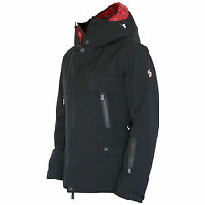 MONCLER GRENOBLE technical insulated down puffer hood coat Forez ski jacket 1/S