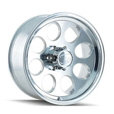 "CPP ION Alloys style 171 Wheels Rims 17x9, 6x5.5"" Polished Aluminum"
