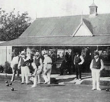 Wandsworth South London Bowling Club v Canadian Touring Team 1904 Photo Article
