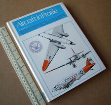 1975 1st Ed Aircraft in Profile Volume 14 Contains Concorde Profile + 5 Others