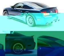 PRIMER FORD MUSTANG 2005 2006 2007 2008 2009 COBRA GT STYLE SPOILER WING NEW