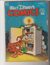 Walt Disney's Comics and Stories 100 (1949): FREE to combine- in Good- condition