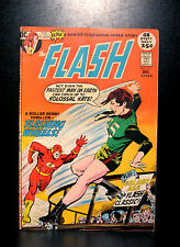 COMICS: DC: The Flash #211 (1971) - RARE (figure/vintage/statue/batman)