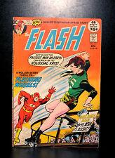 COMICS: DC: The Flash #211 (1971) - RARE (figure/vintage/statue/batman)