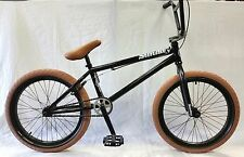 New 2016 Sunday EX Plus 20.75 Inch Full Chromoly BMX Bike Black Color