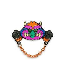 MY PET MONSTER ENAMEL PIN BY CREEPY CO.