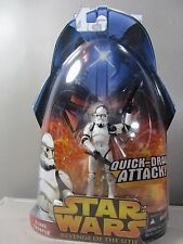 CLONE TROOPER Revenge of the Sith #6 STAR WARS Action Figure Toy NEW in PACKAGE