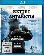 Rettet die Antarktis - At the Edge of the World ( Doku Blu-Ray ) NEU OVP