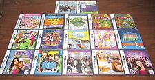 Lot of 17 Brand New Nintendo DS Games Wholesale Lot