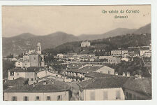 CARTOLINA UN SALUTO DA CORNENO (BRIANZA) RIF. 15213