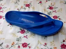 BIRKENSTOCK  WAIKIKI    blue  SANDALS   WOMEN 9 med   EURO 40   NEW