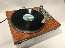 Pioneer PL-516 Vintage Turntable With Real Wood Veneer And Andante Cartridge