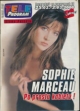 TELE PROGRAM 2000/08 (25/2/2000) SOPHIE MARCEAU DE FUNES GRIFFITH HANKS QUINN(2)