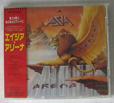ASIA - Arena JAPAN CD OBI RAR! WPCR-295