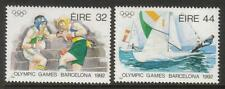 IRELAND MNH 1992 SG834-835 OLYMPIC GAMES, BARCELONA SET OF 2
