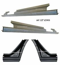 99-04 JEEP GRAND CHEROKEE ROCKER PANELS AND REAR DOG LEGS - FAST SHIPPING