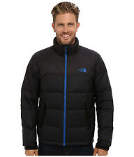Mens The North Face Nuptse Jacket Down Black NWT New XL