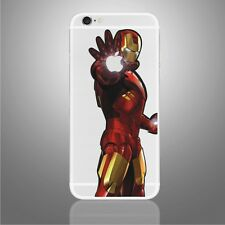 Ironman Decal Vinyl Skin Sticker for Iphone 6plus new color marvel character