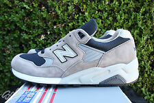 NEW BALANCE 585 SZ 8.5 BRINGBACK MADE IN USA GREY NAVY GRAY M585GR