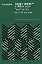 Advanced Studies in Theoretical and Applied Econometrics: Income Elasticity...