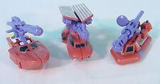 Armada SEA TEAM  Mini-CON Set~~ Complete~~ Transformers~~