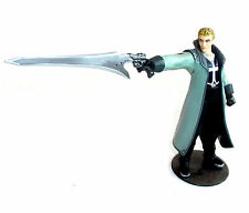 "Vintage Bandai Final Fantasy Game Seifer Almasy 5"" action figure"