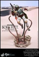 1/6 Boba Fett Collectible Figure (Deluxe Version)  From Hot Toys