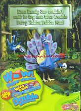 "Hubba Bubba Max ""Sour Double Berry"" 2006 Magazine Advert #4740"