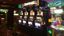 SKILL STOP ARCADE SLOT MACHINE REDEMPTION GAME( PRICE REDUCED)