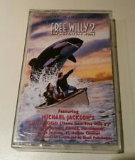 Free Willy 2 Original Motion Picture Soundtrack Cassette Tape Michael Jackson
