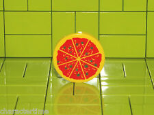 Lego Pizza Tile 2x2 Tile Circular NEW