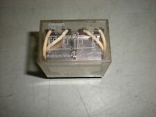 Omron Model LY4 - 4-Pole Double Throw Relay - 24VDC Coil