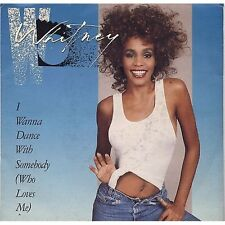 WHITNEY HOUSTON - I wanna dance with somebody - 45 RPM 7