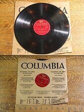"""1940s 10"""" 78 The Modernaires """"Juke Box Saturday Night"""" """"Salute to Glenn Miller"""""""