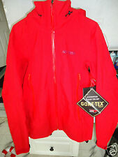 ARC'TERYX ARCTERYX STINGRAY GORE-TEX JACKET MEN'S SMALL DIABLO RED NWT $500