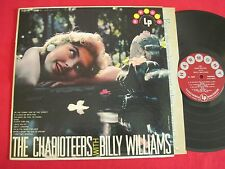 VOCAL JAZZ LP - THE CHARIOTEERS WITH BILLY WILLIAMS - HARMONY HL 7089