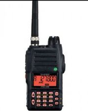 NEW YAESU FTA-230 AirBand Pilot Radio, with NOAA Weather, Loud Audio