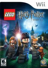 LEGO Harry Potter: Years 1-4 WII New Nintendo Wii