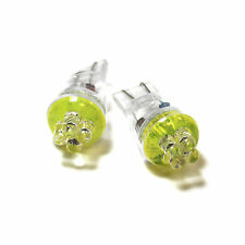2x 4-LED Upgrade High Power Side Repeater Indicator Signal Light Bulbs