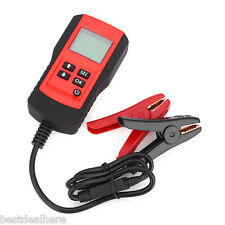AE300 12V LCD Vehicle Car Digital Battery Test Analyzer Diagnostic Tool New