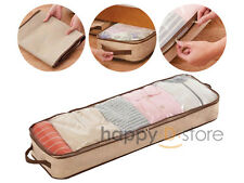 Under-Bed Organizer Under the Bed Storage Bag for Clothes Blankets Season items