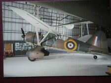 POSTCARD AIR WESTLAND LYSANDER III AIRCRAFT R9125 JOINED 225 SQUADRON