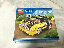Lego City Rally Car 60113 New MISB