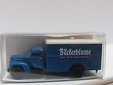 Brekina 94904 Ford 3500 Koffer Bäckerblume OVP (L4238)