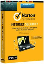Norton Internet Security 3 PC -1 año 2016-Download Latest version V 22.5 ESD